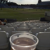 Photo taken at Trent Bridge Cricket Ground by Steven F. on 6/6/2016