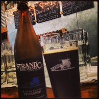 Photo taken at Strand Brewing by Stephen D. on 11/17/2013