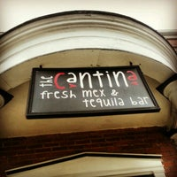 Photo taken at The Cantina at Biltmore Village by Ask Asheville h. on 4/11/2013