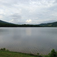Photo taken at Rocky Gap State Park by Andre W. on 7/2/2013