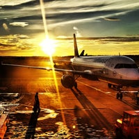 Photo taken at Stockholm-Arlanda Airport (ARN) by Никита Д. on 10/6/2013