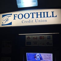 Photo taken at Foothill Federal Credit Union by Leonard Jp M. on 9/22/2016
