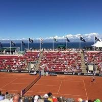 Foto tirada no(a) Båstad Tennis Stadium por Cecilia A. em 7/20/2016