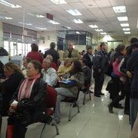 Photo taken at Servicio de Impuestos Internos by Jose N. on 4/19/2013