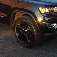 Photo taken at Teterboro Chrysler Plymouth Jeep Eagle by Alain G. on 4/8/2016