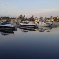 Photo taken at Marina Bay Marine Resort by Chris B. on 5/11/2016