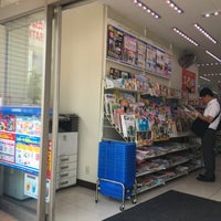 Photo taken at ローソン 岡山駅前店 by しらきち @. on 7/18/2016
