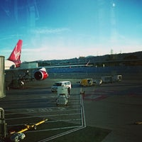 Photo taken at Gate A11 by Maxim K. on 10/26/2013