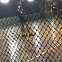Photo taken at JPS Futsal Ampang by Natasha T. on 12/4/2015