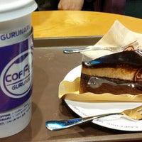 Photo taken at COFFINE GURUNARU by Gia S. on 11/13/2013