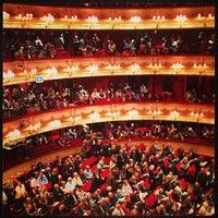 Photo taken at Royal Opera House by Denis N. on 3/18/2013
