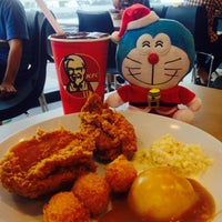Photo taken at KFC by Lex C. on 12/17/2013