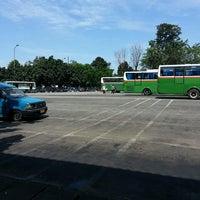 Photo taken at Terminal Kampung Rambutan by Upi K. on 6/14/2013