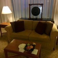 Photo taken at Sheraton Saigon Hotel & Towers by CC W. on 10/11/2012