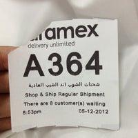 Photo taken at Aramex by Rashid A. on 12/5/2012