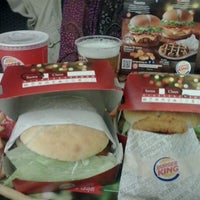 Photo taken at Burger King by P a. on 12/13/2013