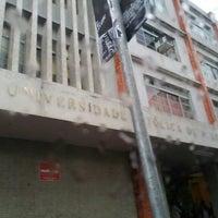 Photo taken at Universidade Católica de Pelotas (UCPel) by Saulo M. on 9/18/2012