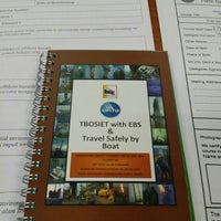 Photo taken at Terengganu Safety Training Centre(TSTC) by Fieyzal Z. on 11/7/2015