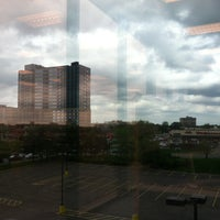 Photo taken at Southdale Library by Charity R. on 5/20/2013