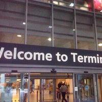 Photo taken at Terminal 4 by untapasir on 6/13/2013
