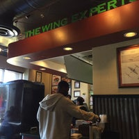 Photo taken at Wingstop by Luis G. on 9/29/2016