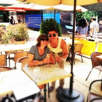 Photo taken at Brasserie Creperie by Rodolfo D. on 6/26/2013