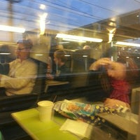 Photo taken at Gare SNCF de Lorraine TGV by Nicolas M. on 12/24/2015