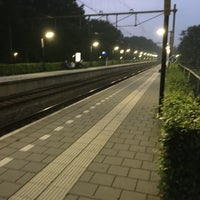 Photo taken at Station Wijhe by William v. on 9/1/2016