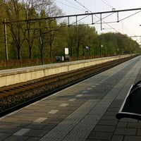 Photo taken at Station Wijhe by William v. on 4/19/2014