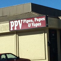 Photo taken at Pipes Papers Vapes by Douglas W. on 12/15/2013