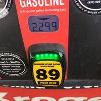 Photo taken at Kroger Fuel Center by Lesley on 3/29/2015