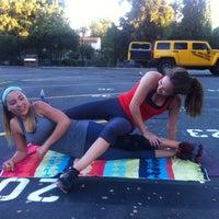 Photo taken at Boot Camp Pasadena by Stephen C. on 12/6/2013