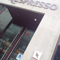 Photo taken at Nespresso Boutique Bar, Madison Ave. by Rosaida B. on 8/24/2013