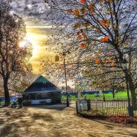Photo taken at Hyde Park by Aaref A. on 11/28/2015