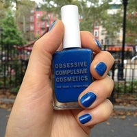 Photo taken at Obsessive Compulsive Cosmetics by rawismyreligio n. on 8/2/2014