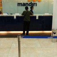 Photo taken at Bank Mandiri by Danny W. on 12/30/2013