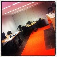 Photo taken at Marketingfacts HQ by Emile P. on 9/27/2013