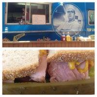 Photo taken at Caplansky's Food Truck by Zeeshan H. on 5/1/2013