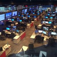 Photo taken at CNN Newsroom by Gary W. on 3/8/2014