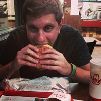 Photo taken at Arby's by Caio P. on 9/1/2014