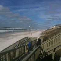 Photo taken at Rosemary Beach by Russ H. on 12/26/2012