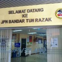 Photo taken at Jabatan Pendaftaran Negara JPN by Shahrul H. on 10/25/2012