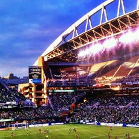 Photo taken at CenturyLink Field by SeattleRevealed on 5/19/2013