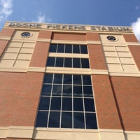 Photo taken at Boone Pickens Stadium by Chase C. on 9/17/2012