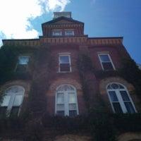 Photo taken at Saint Anselm College by Benjamin B. on 8/18/2014