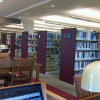 Photo taken at Anderson County Library by Jeremy F. on 10/19/2012