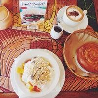 Photo taken at Cafe Moka by Татьяна М. on 9/12/2014