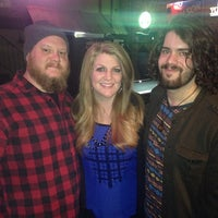 Photo taken at Blackstone Pub and Eatery by Erica L. on 2/15/2014