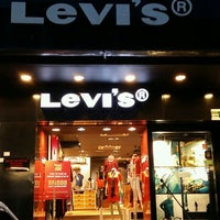 Photo taken at Levi's ® Store by Bakh I. on 1/15/2014