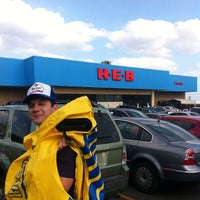 Photo taken at H-E-B by 'Memphis' C. D. on 4/30/2014